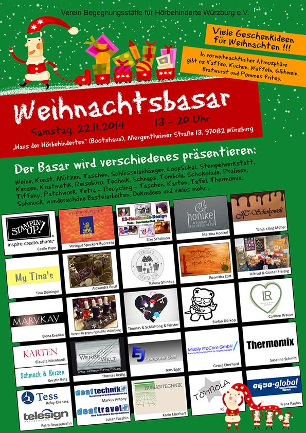 Weihnachtsbasar2014